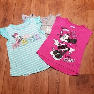 Girl's Extra Small Summer Shirt Bundle